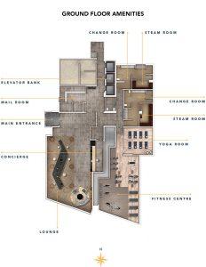 Ground Floor Amenities